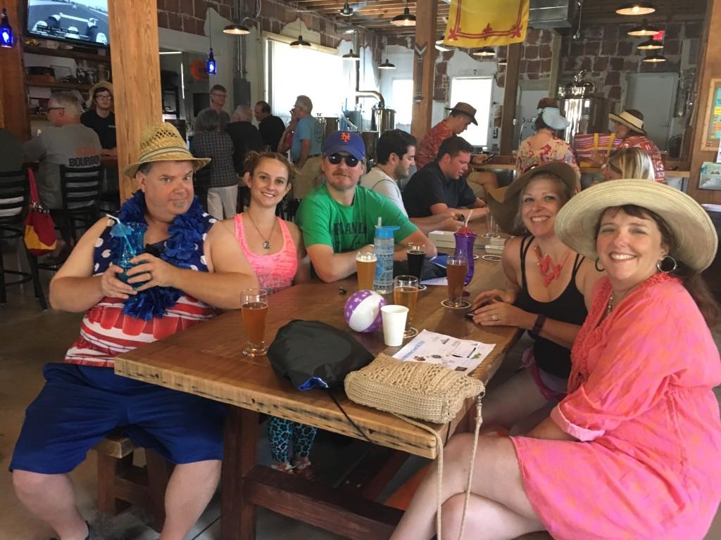 Tacky Tourist Pub Crawl