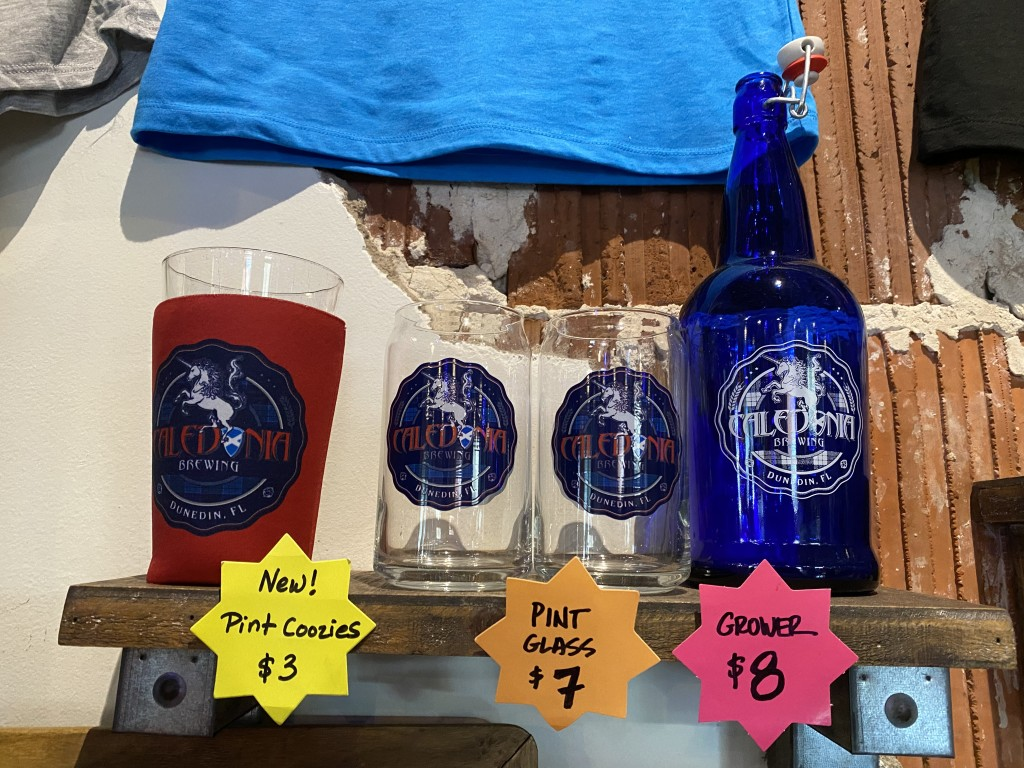 Caledonia Brewing Merchandise