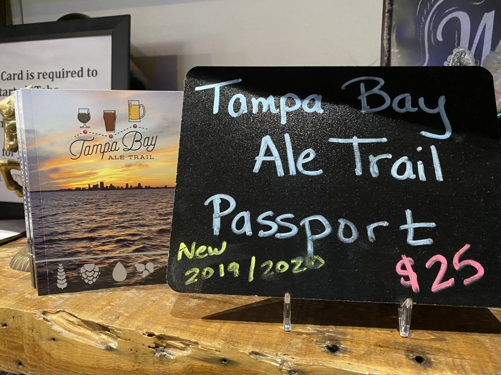 Tampa Bay Ale Trail Passport