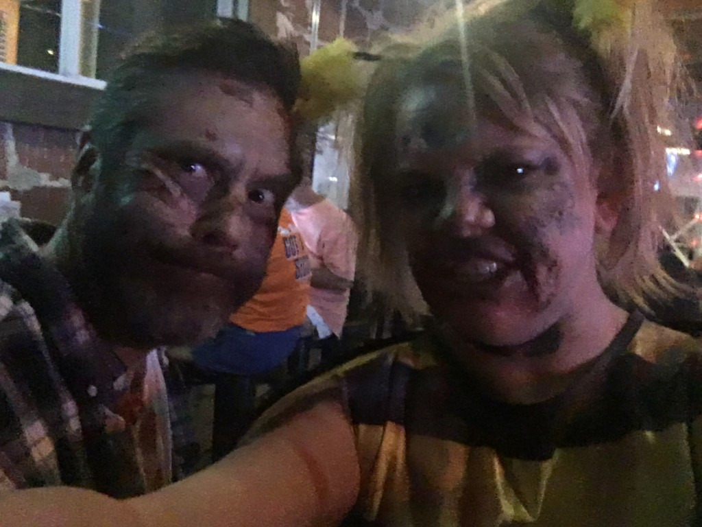 Beer and Zombies at Caledonia Brewing